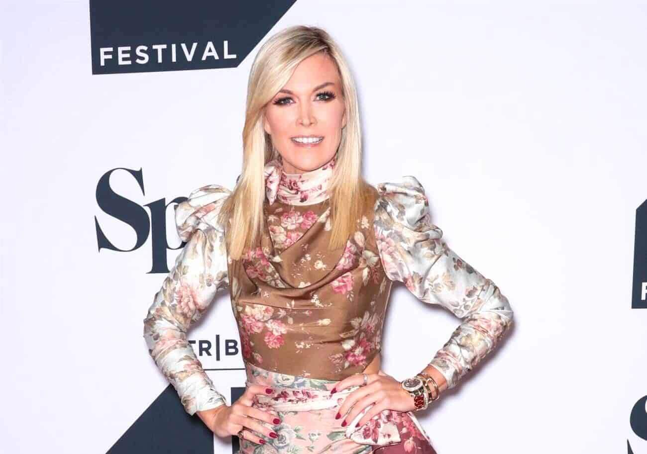"Tinsley Mortimer Is ""Happy"" In Palm Beach Following RHONY Alum's Heartbreaking Split From Ex-Fiancé Scott Kluth"