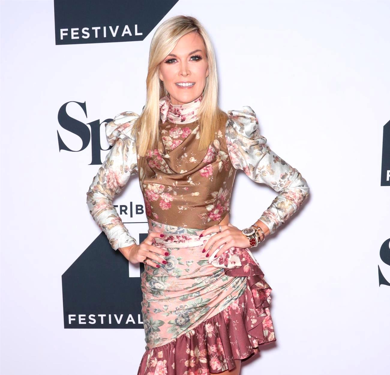 Is Tinsley Mortimer Trying to Save Her Job on RHONY by Finding a Big-Name Co-Star?