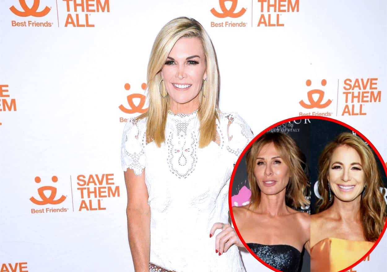 Is Tinsley Mortimer Really Being Fired From RHONY? Get an Update on Her Status and Find Out What Happened During Jill Zarin and Carole Radziwill's Recent Run-In