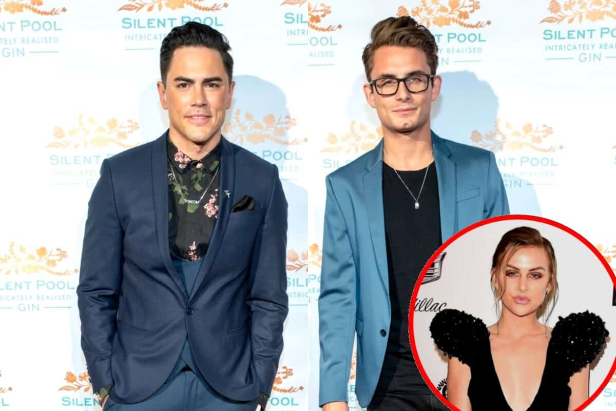 Where Does Tom Sandoval Stand With James Kennedy After The Vanderpump Rules Reunion? They Share Instagram Update Amid Filming On Season Eight