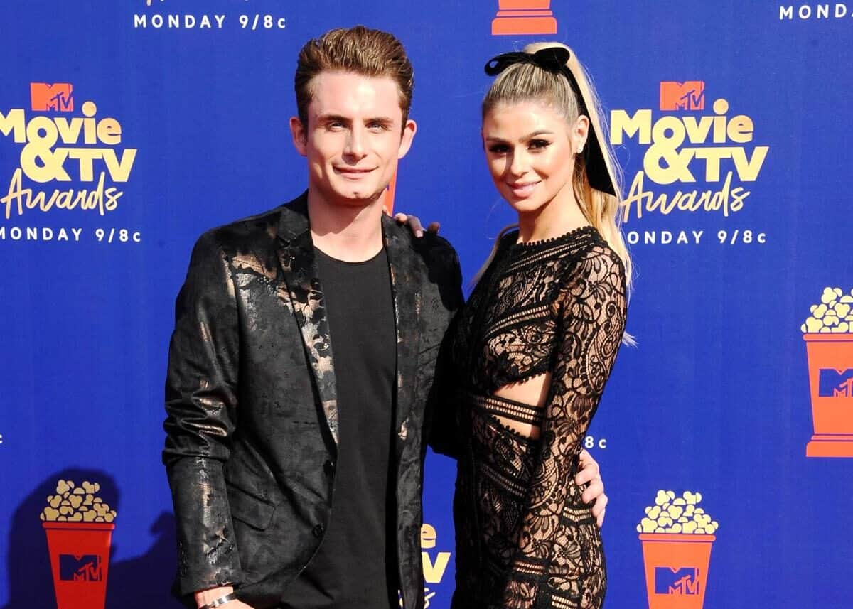James Kennedy Announces He's 4 Weeks Sober Amid Filming on Vanderpump Rules Season 8, Girlfriend Raquel Leviss Reacts