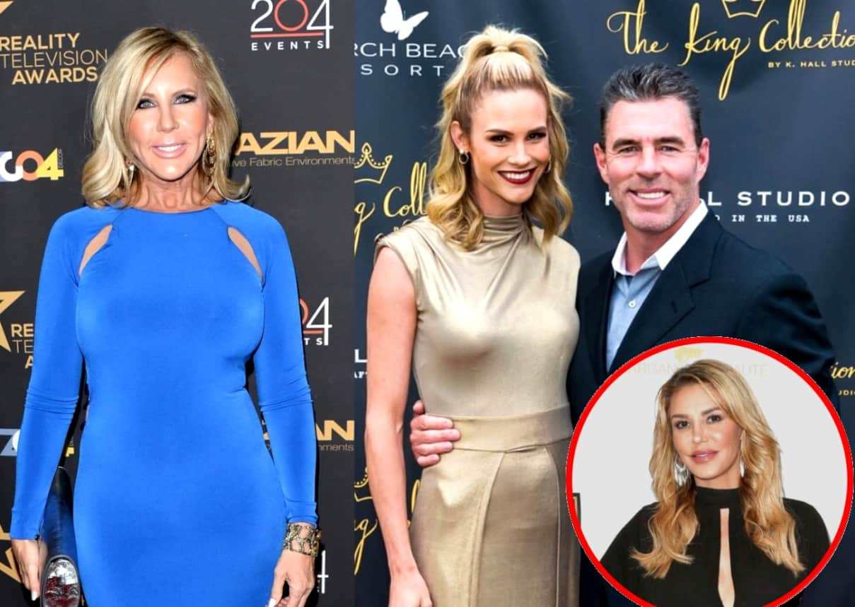 RHOC's Vicki Gunvalson Reacts to Meghan King Edmond's Husband Jim's Cheating Scandal