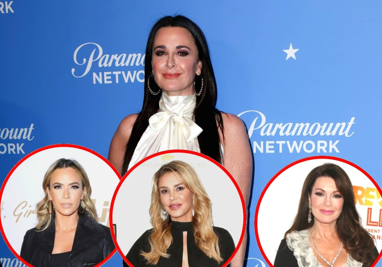 RHOBH's Kyle Richards Reveals If Lisa Vanderpump Blocked Her