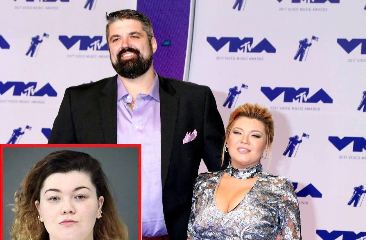 Teen Mom OG's Amber Portwood is Accused of Wielding 'Machete' at Boyfriend Andrew and Threatening Self-Harm as She Temporarily Loses Custody of Son