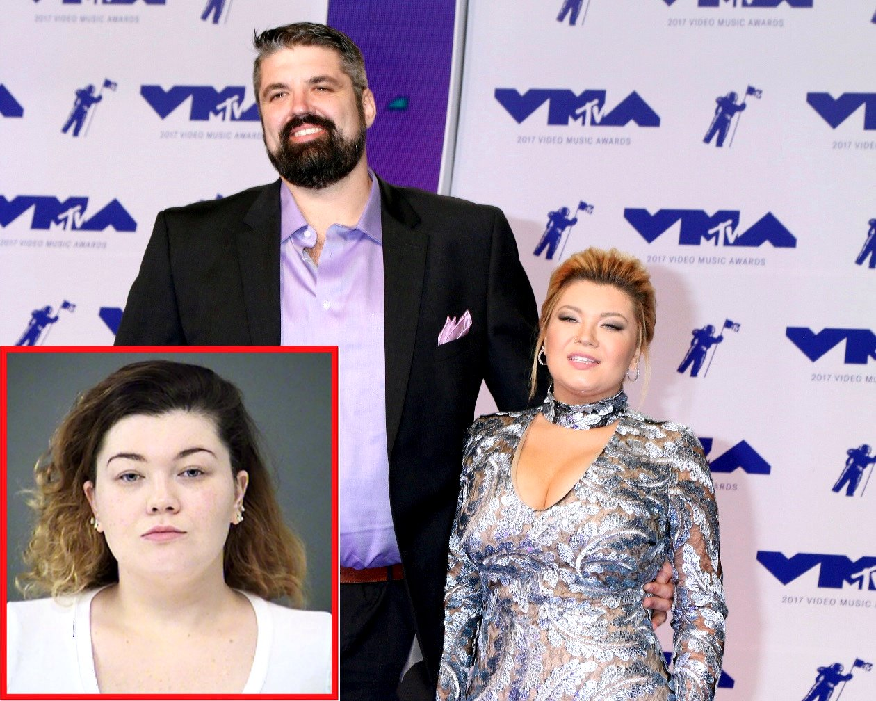 Teen Mom OG's Amber Portwood Arrested on Charges of Felony Domestic Battery, Boyfriend Andrew Glennon Accuses Her of Assault