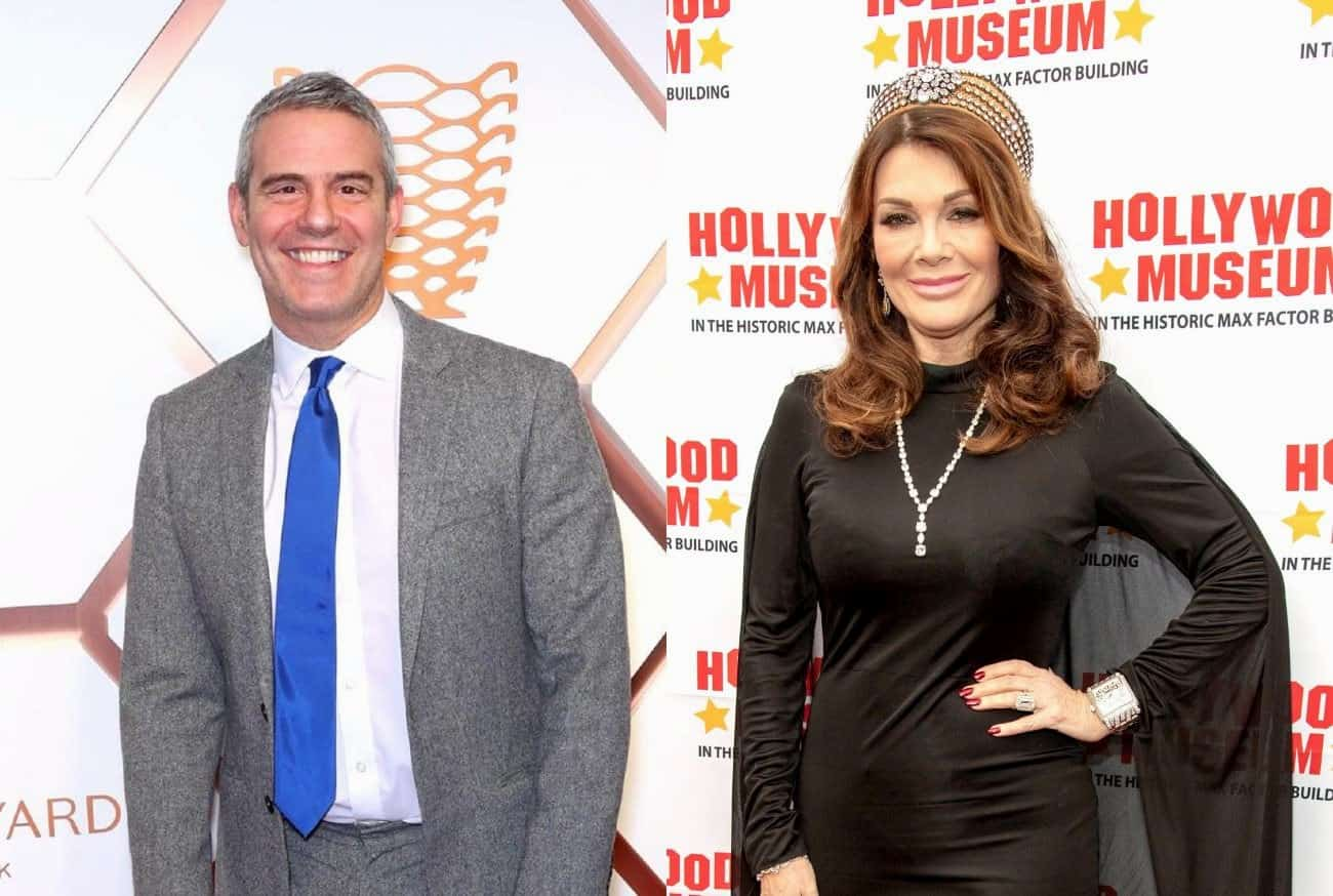Andy Cohen Addresses Rumors Claiming a RHOBH Producer Leaked the Puppy Gate Story That Lisa Vanderpump Was Blamed For