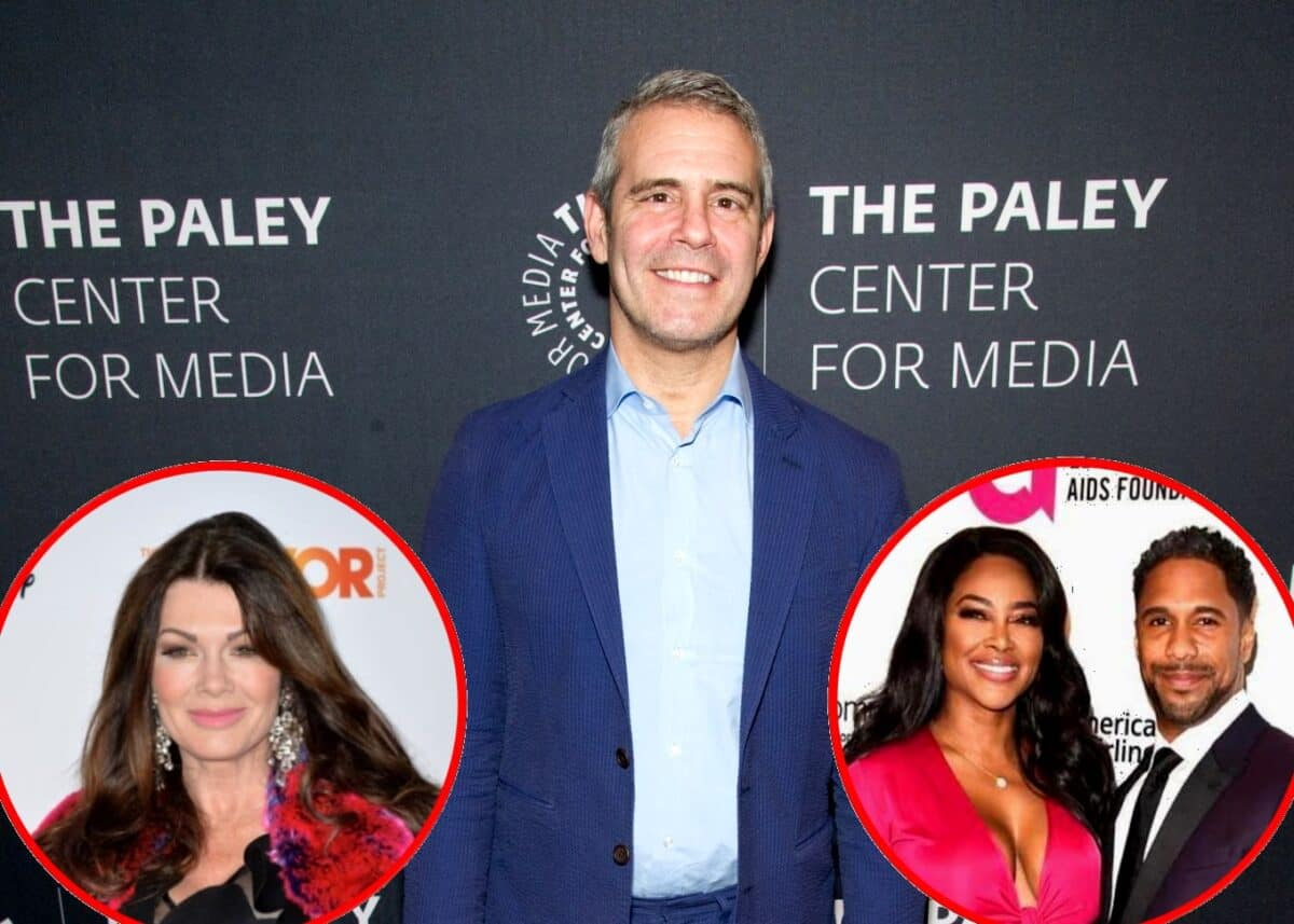 Andy Cohen Explains Why RHOBH Will Survive Without Lisa Vanderpump, Reveals If Kenya Moore's Husband Will Appear on RHOA