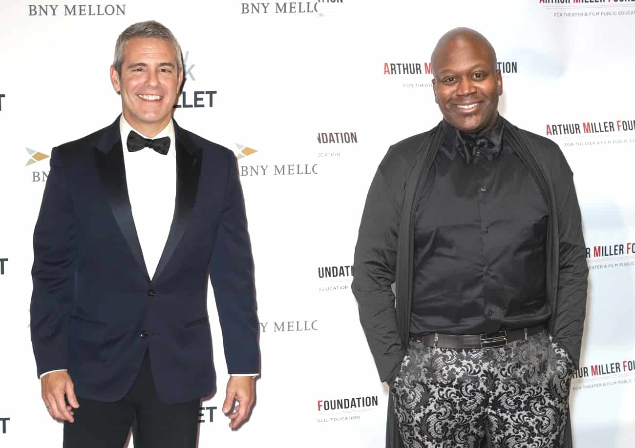 Tituss Burgess Disses Andy Cohen Again! Explains the Real Reason for His Anger After Icy WWHL Appearance