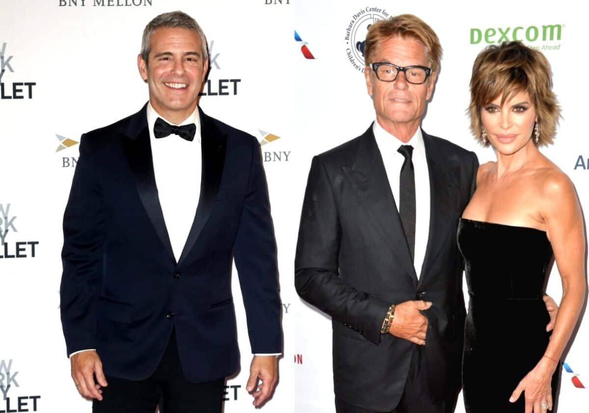 Why Was Andy Cohen Initially Against Hiring Lisa Rinna for RHOBH?