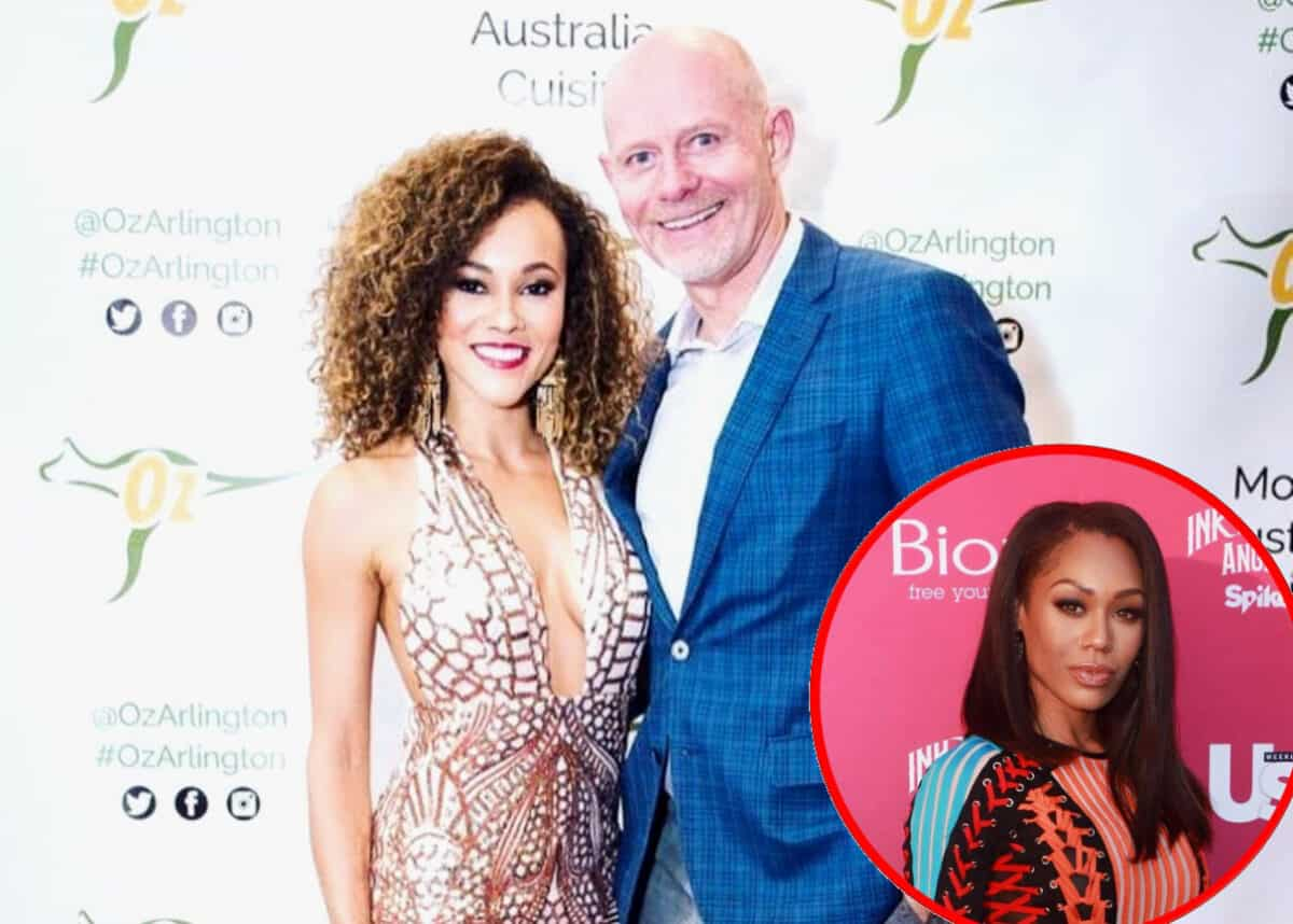 Michael Darby Speaks Says RHOP Producers Manipulated Video Footage With Cameraman, Is Monique Samuels Backing Up His Claim?