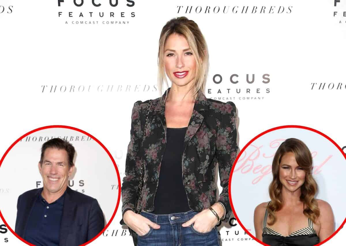 "Ashley Jacobs Addresses Sexual Assault Claims Against Thomas Ravenel, Discusses ""Dark"" Relationship With Ex Southern Charm Star and Talks Friendship With Landon Clements"