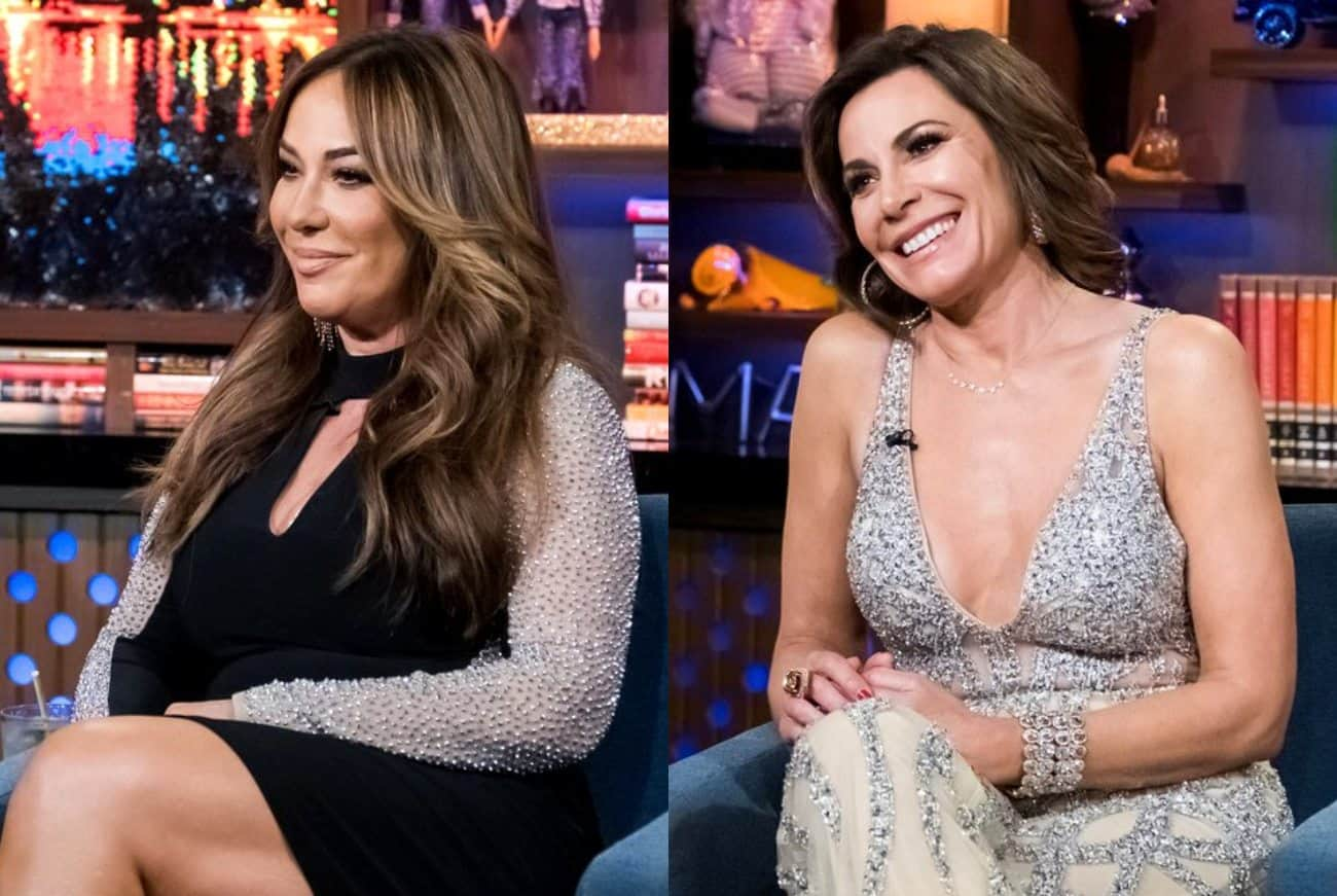 RHONY Star Barbara Kavovit Addresses Being Caught Saying LuAnn de Lesseps 'Can't Really Sing' on Hot Mic