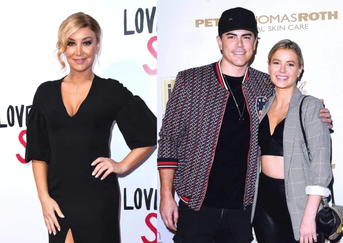 REPORT: Billie Lee Quit Vanderpump Rules After False Accusations of a Hookup With Ariana Madix's Boyfriend Tom Sandoval
