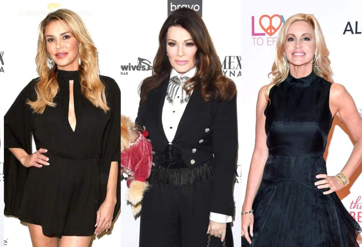Is Brandi Glanville to Blame for Lisa Vanderpump Skipping the RHOBH Reunion? Brandi Fires Back at Camille Grammer's Claim