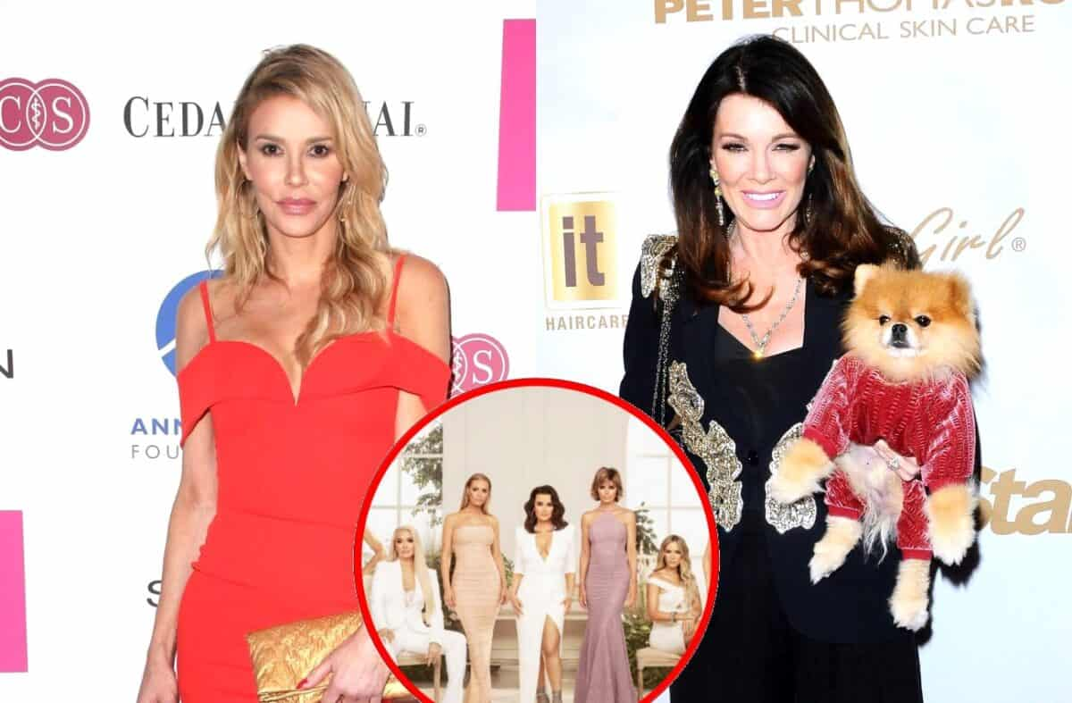 Brandi Glanville Says RHOBH Producers Asked Cast to Lay Low After Backlash, Claims Lisa Vanderpump Cost Her Job for Next Season and Dishes on Behind the Scenes Drama