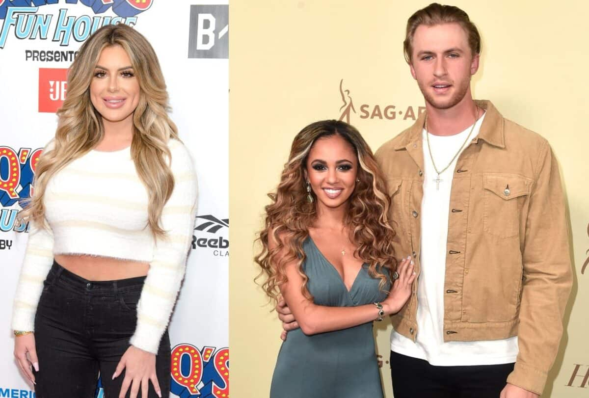 Brielle Biermann's Ex-Boyfriend Michael Kopech is Engaged to Actress Vanessa Morgan! See His Romantic Proposal