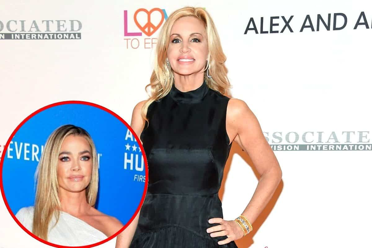 RHOBH's Camille Grammer Slams Denise Richards