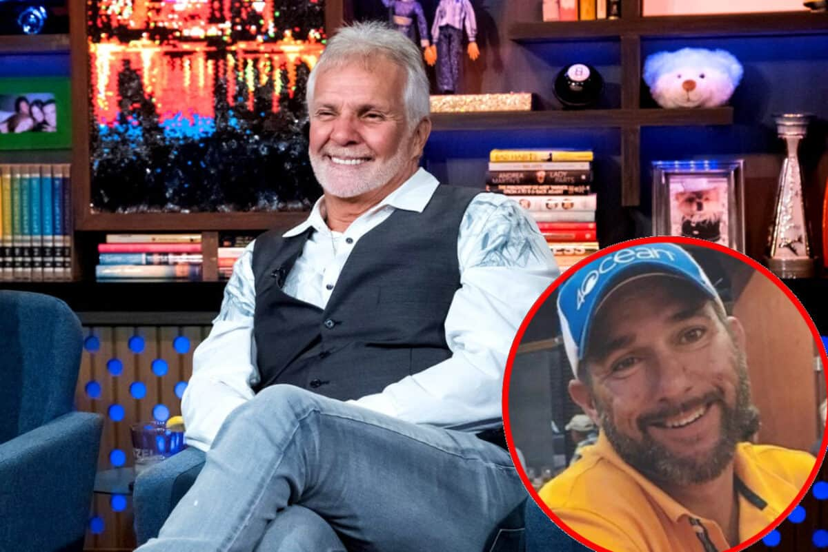 Below Deck's Captain Lee Rosbach Speaks Out After His Son Joshua Passes Away From a Drug Overdose