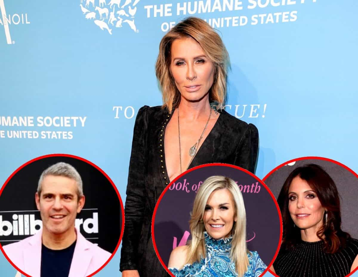 RHONY's Carole Radziwill Opens Up About Feud With Andy Cohen, Denies Ever Being Close Friends With Tinsley and Talks Ending Friendship With Bethenny Frankel