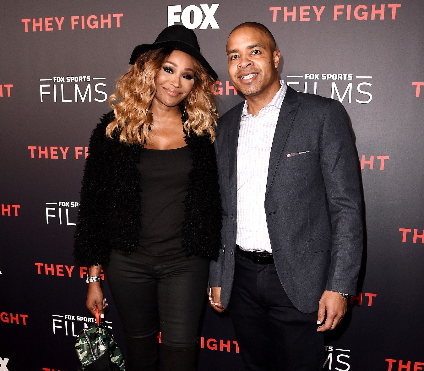PHOTOS: RHOA Star Cynthia Bailey is Engaged to Beau Mike Hill! See His Romantic Proposal