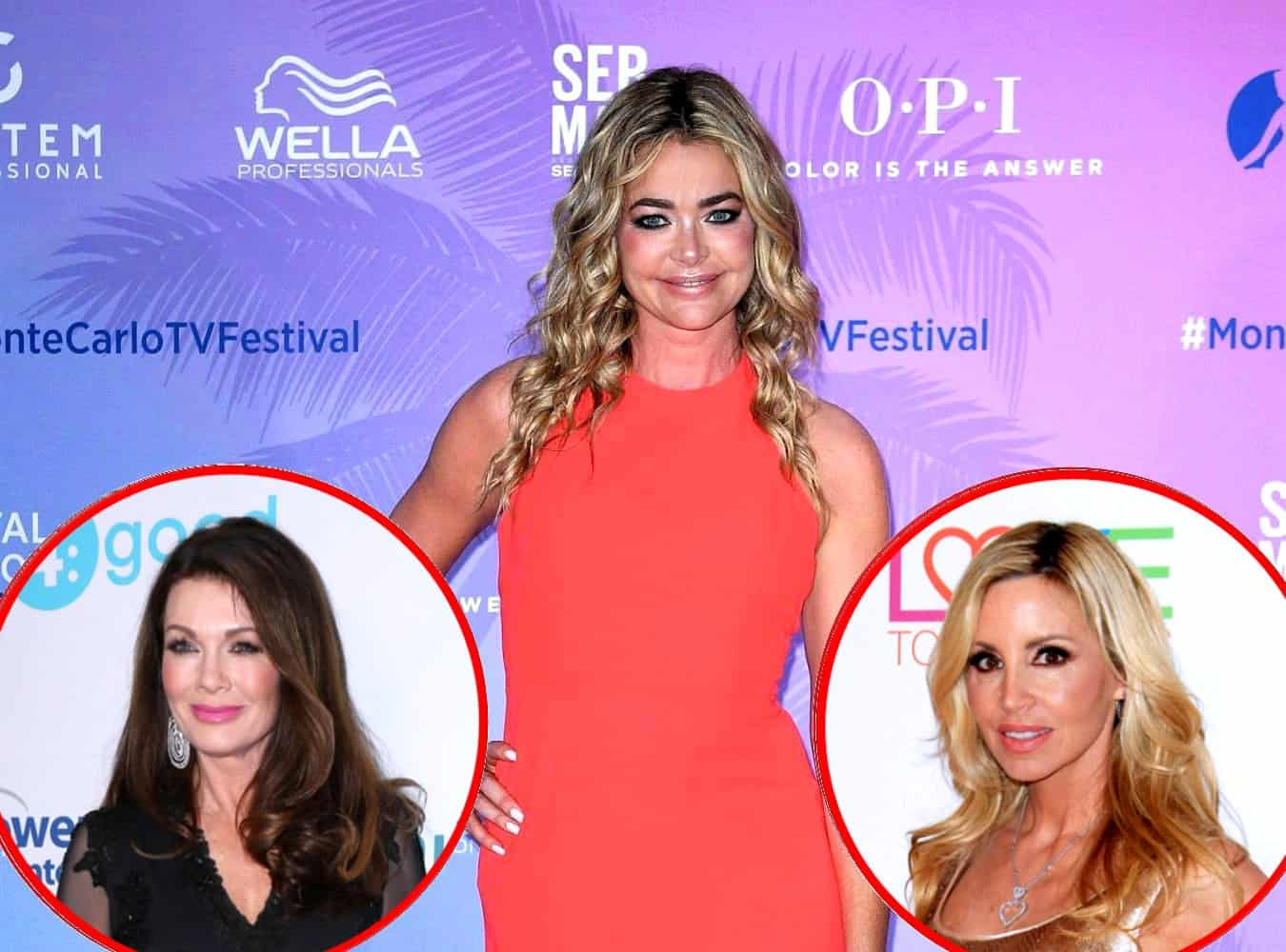 Denise Richards Talks Lisa Vanderpump Quitting RHOBH and Calls Out Camille for 'Inappropriate' Comments About Dorit's Finances and Her Rented Home