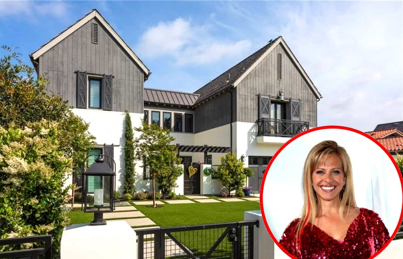 PHOTOS: RHONJ's Dina Manzo Lists Orange County Home for $3.495 Million, See Inside the Gorgeous Home!