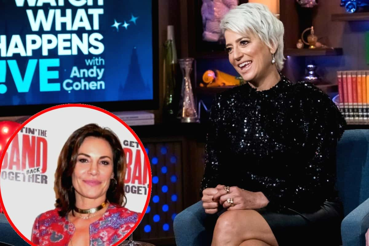 "RHONY's Dorinda Medley Explains Why She's ""Sad"" and 'Bummed Out' Over Friendship With Luann de Lesseps"