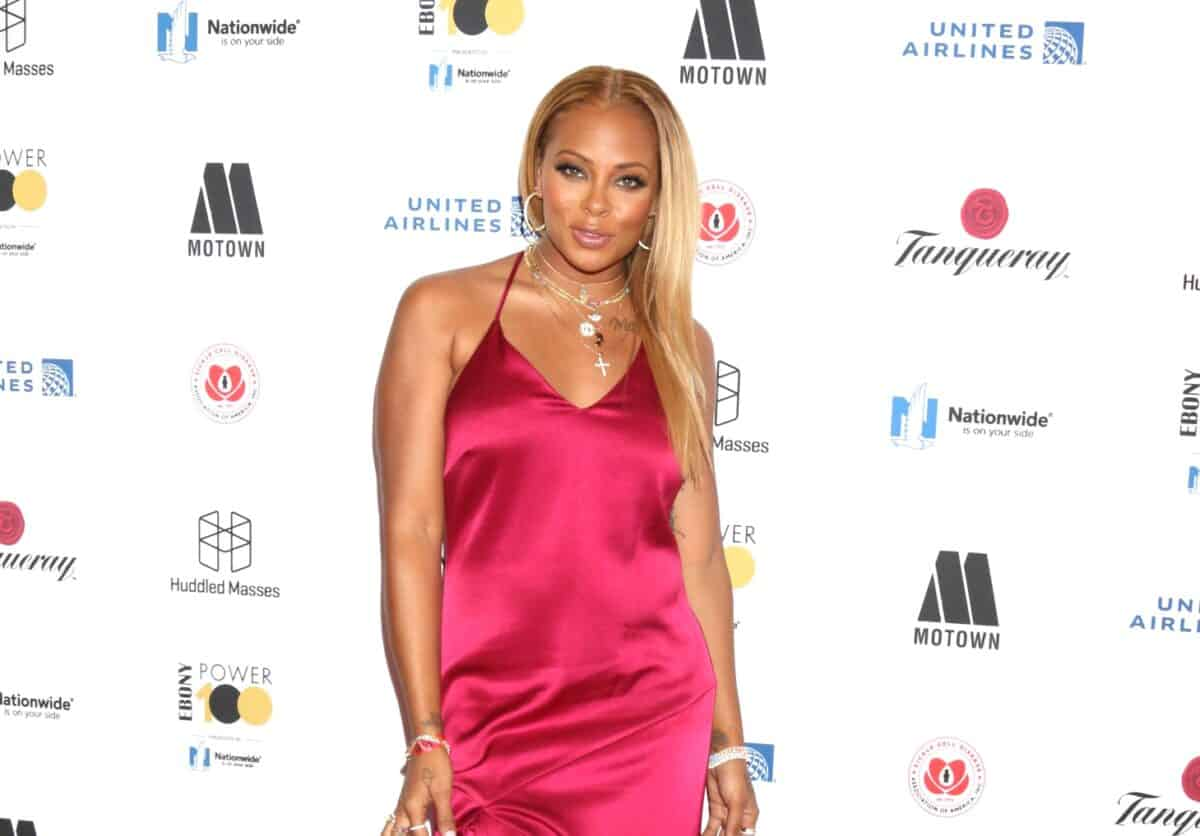 Is Eva Marcille Quitting the Real Housewives of Atlanta? Plus She Reveals Her Baby's Gender!