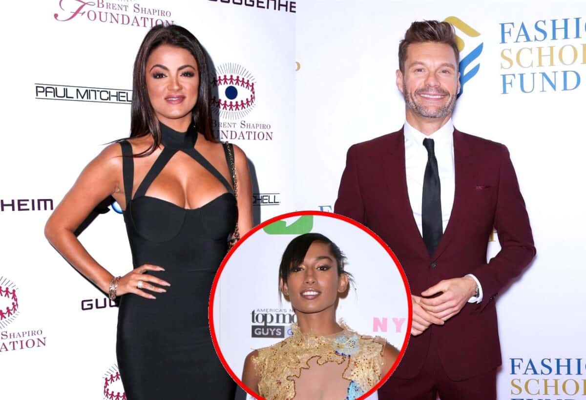 "Bravo TV and Ryan Seacrest Sued by Model Kiara Belen Over Appearance on Shahs of Sunset in Scene With Golnesa ""GG"" Gharachedaghi"