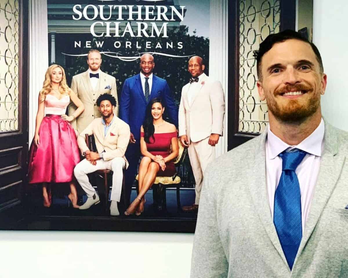 "Southern Charm NOLA Star Jeff Charleston Suffered ""Life-Threatening Injuries"" After Motorcycle Accident, More Details About the Crash Plus His Road to Recovery"