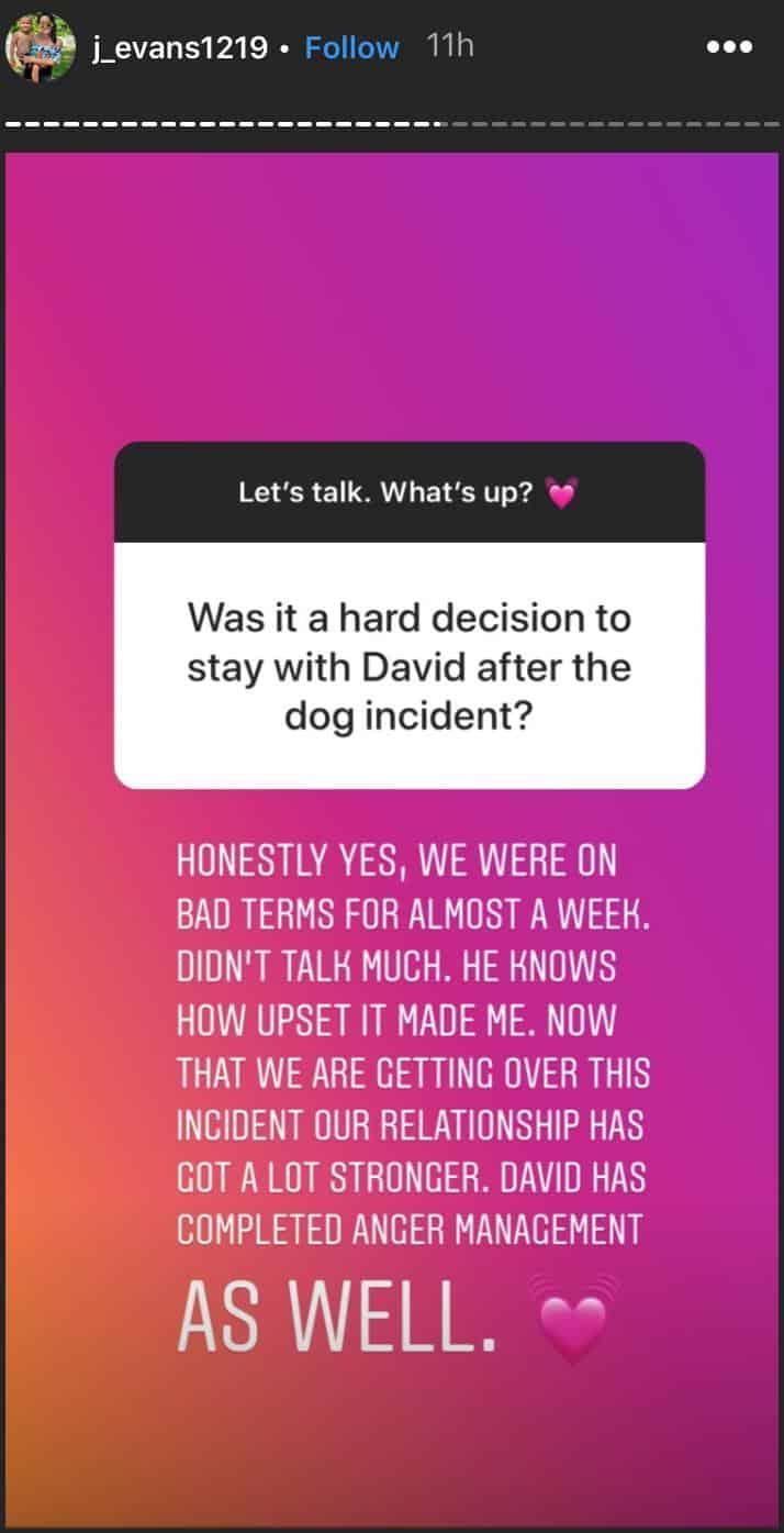 Teen Mom 2 Star Jenelle Evans Almost Divorced David Eason After Dog Killing