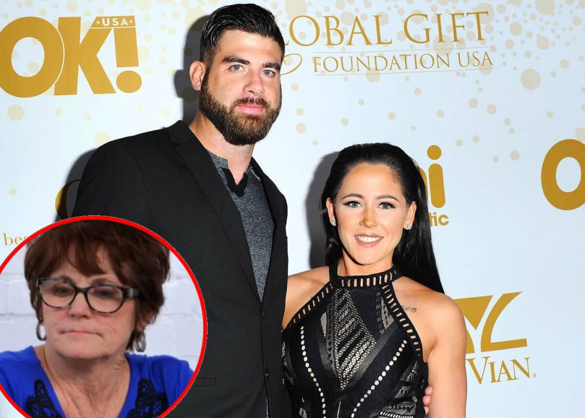 Jenelle Evans' Mom Barbara Says David Eason Started a Fight When He Came to Pick Up Kids After Regaining Custody, Did Jace Refuse to Return to His Mother's House?