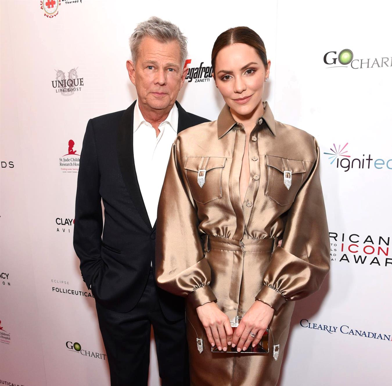 PHOTOS: David Foster Marries Katharine McPhee in Fifth Wedding, Plus Photo From Their Honeymoon!