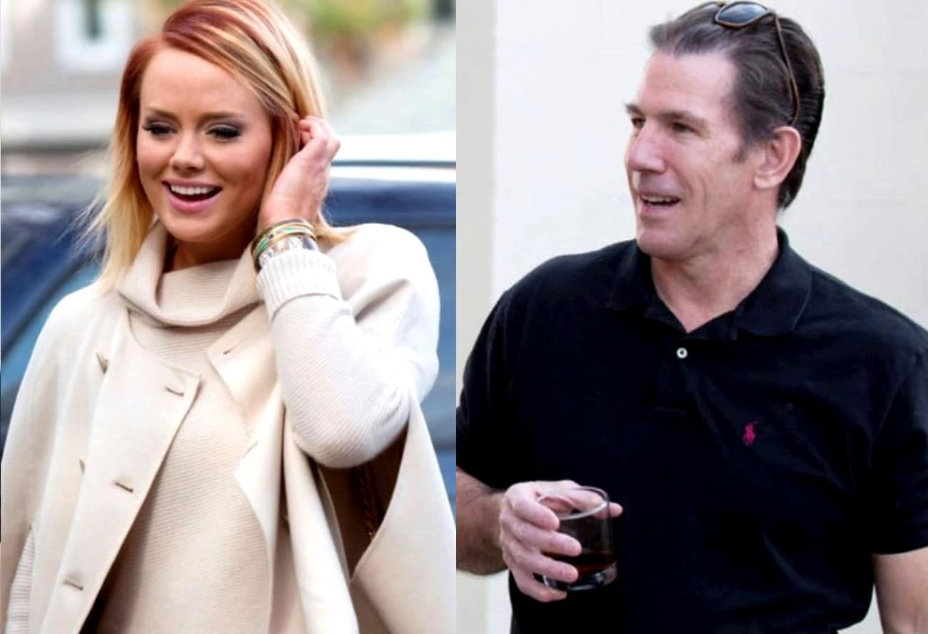 Kathryn Dennis Reveals Thomas Ravenel Won't Allow Her to See Her Kids as Southern Charm Star Blames CBD Oil for Failing Recent Drug Test and Accuses Thomas of Mistreatment