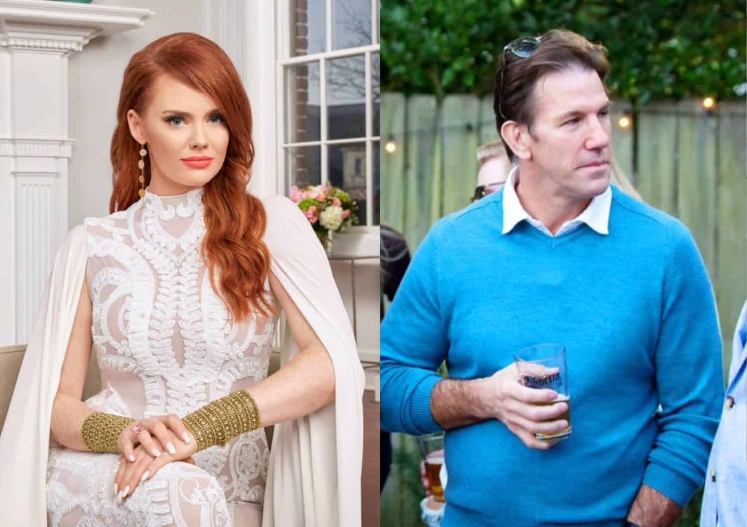 Southern Charm's Kathryn Dennis Faces New Custody Drama From Thomas Ravenel as He Prepares to Move Their Kids Away, Plus He Confirms He's Marrying Heather Mascoe