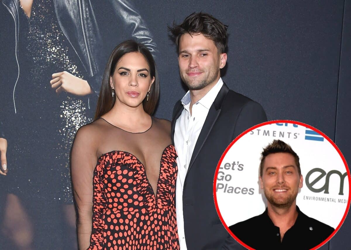 Lance Bass Says Vanderpump Rules' Tom Schwartz and Katie Maloney are Not Legally Married