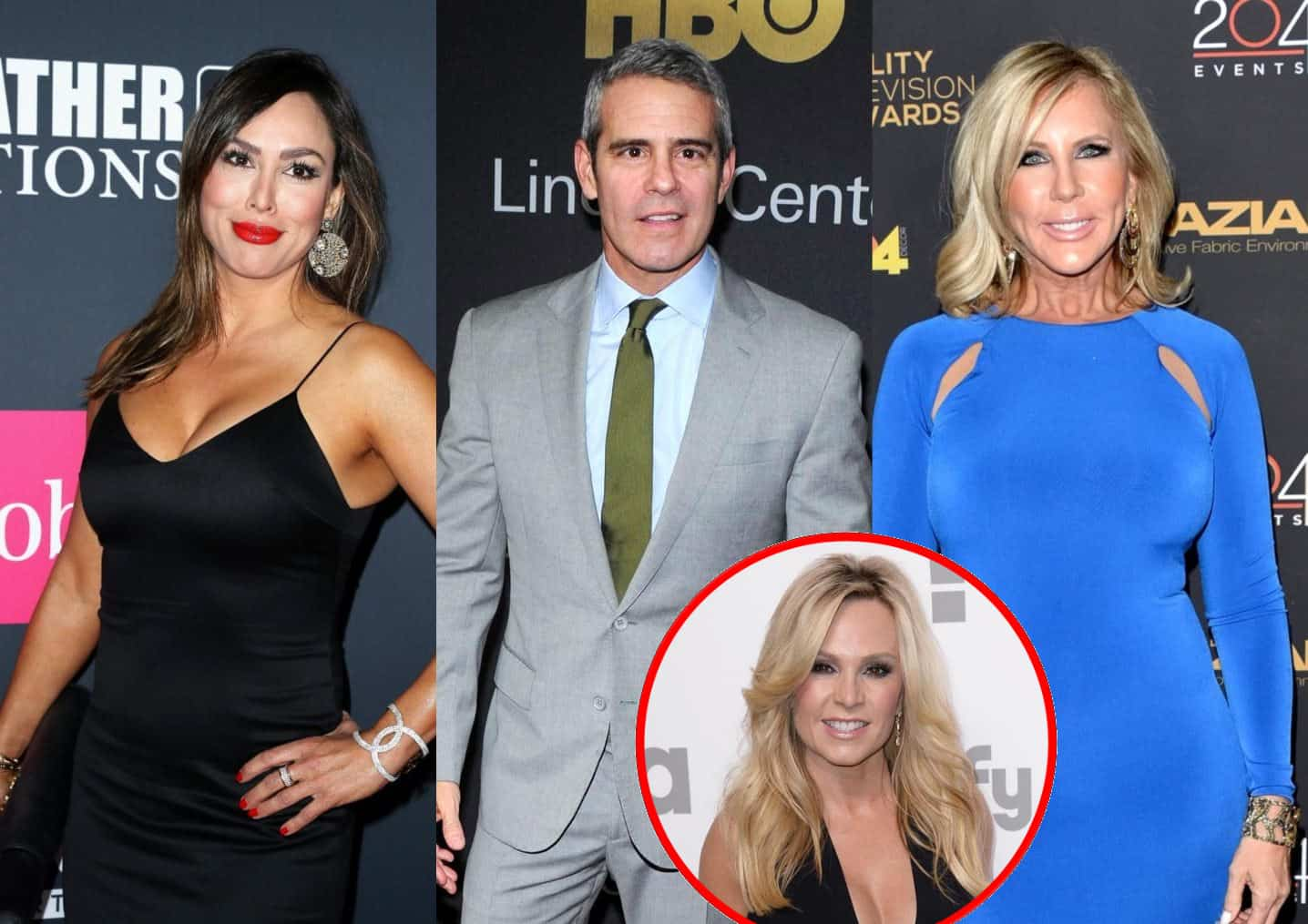 Kelly Dodd and Andy Cohen React to Vicki Gunvalson's RHOC Demotion, Plus What is Tamra Judge Saying?