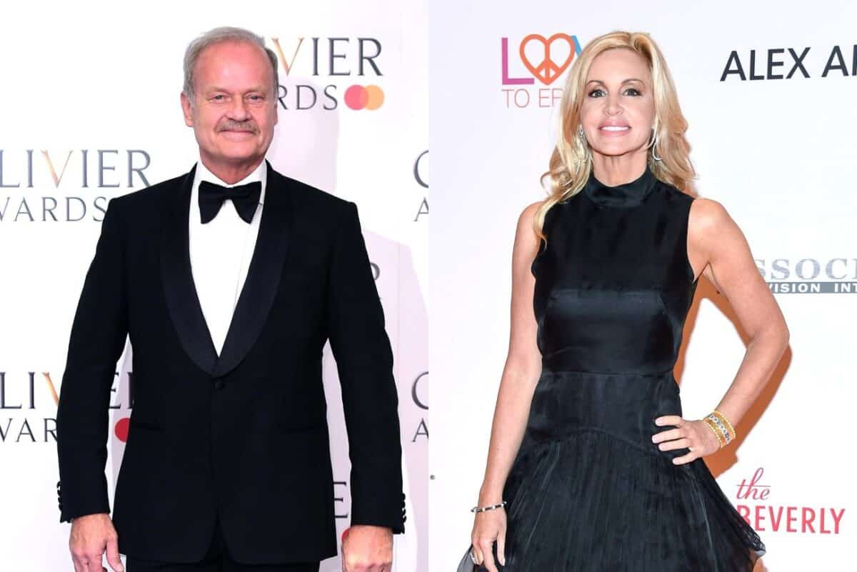 Kelsey Grammer Fires Back After Camille Grammer Says He Never Reached Out When She Lost Her Home in Malibu Fire