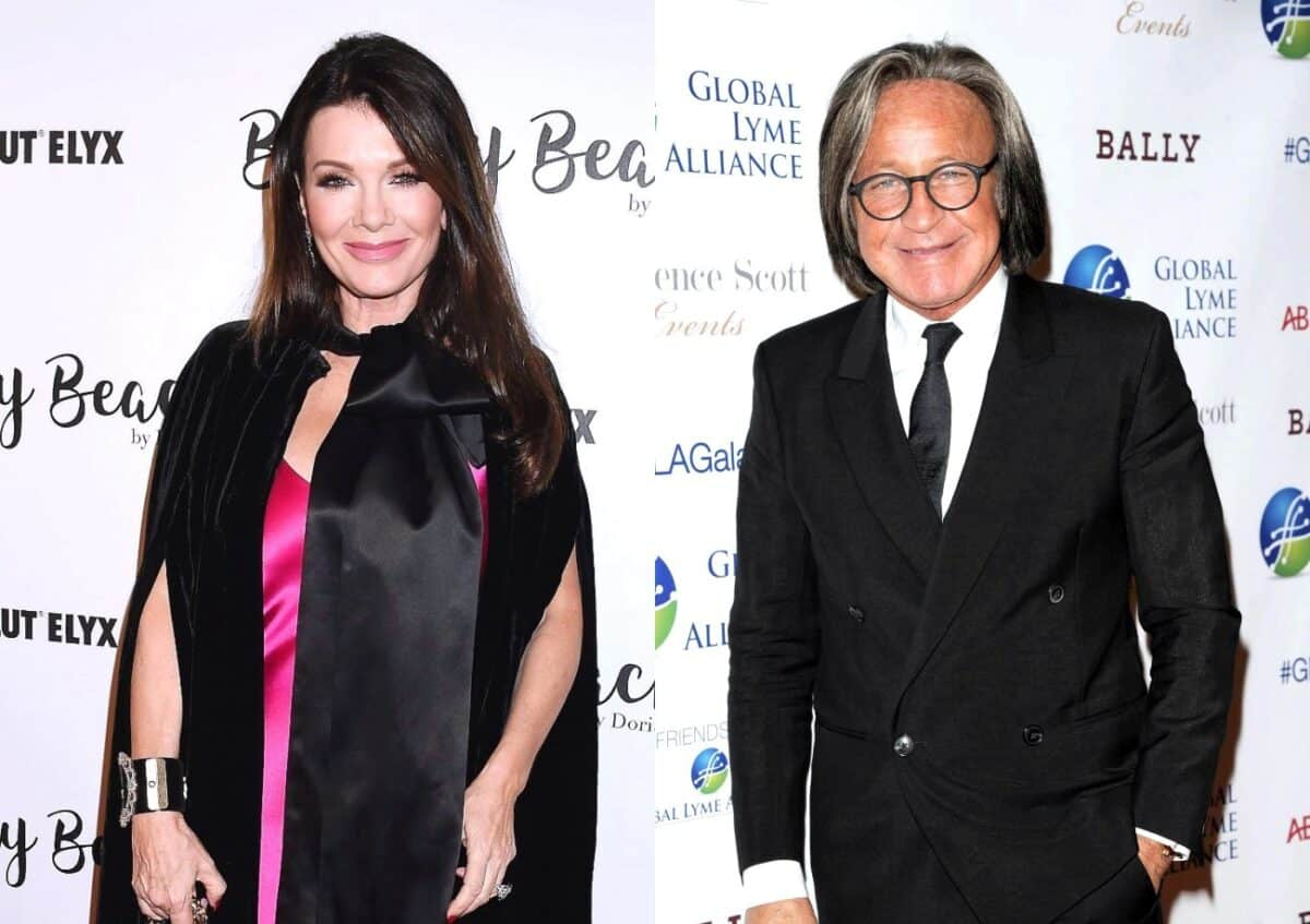 The Status of Lisa Vanderpump's Relationship With Mohamed Hadid is Revealed, Are They Still Friends?