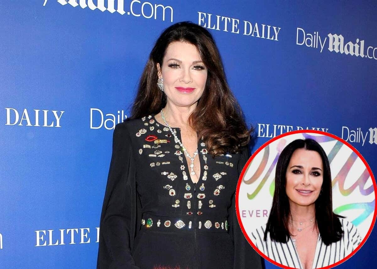 Lisa Vanderpump Responds to Kyle's Claim That She Took More Than One Lie Detector Test, Plus She Shades RHOBH Producers and Reveals Why She Waited to Quit