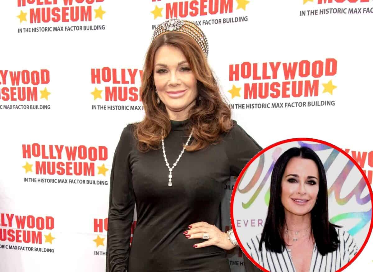 RHOBH's Lisa Vanderpump Shades Kyle Richards' Failed Store and Canceled TV Show, Fires Back After Kyle Claims She Knew She Was Taking Part in Puppy Gate Setup
