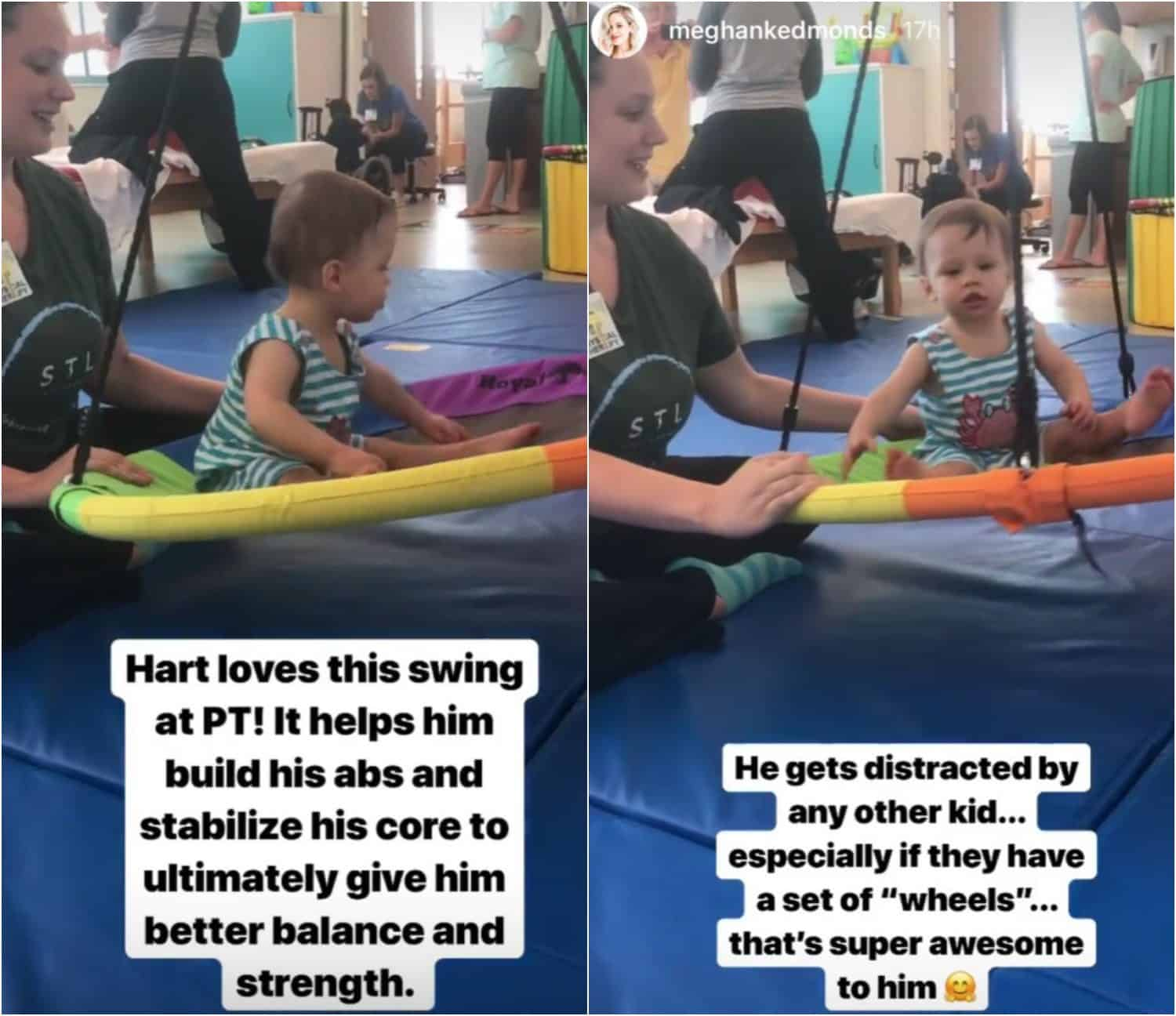 Meghan King Edmonds Does Treatment and Therapy for Son Hart After Brain Damage Diagnosis