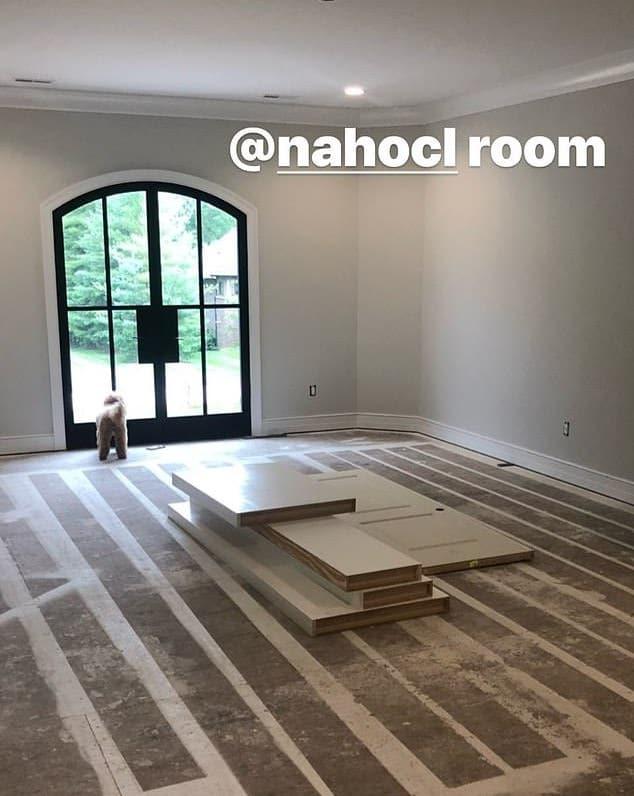 Meghan King Edmonds Nanny Bedroom