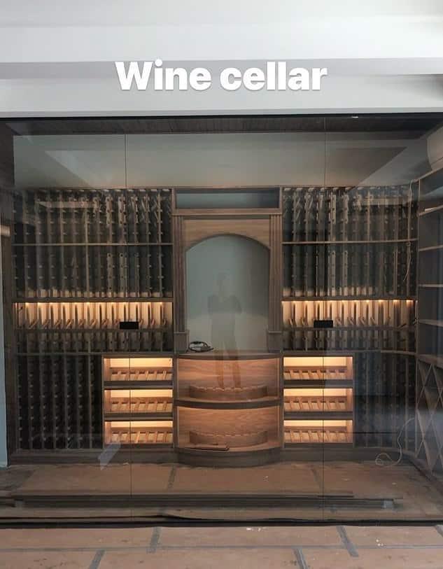 RHOC Meghan King Edmonds Wine Cellar