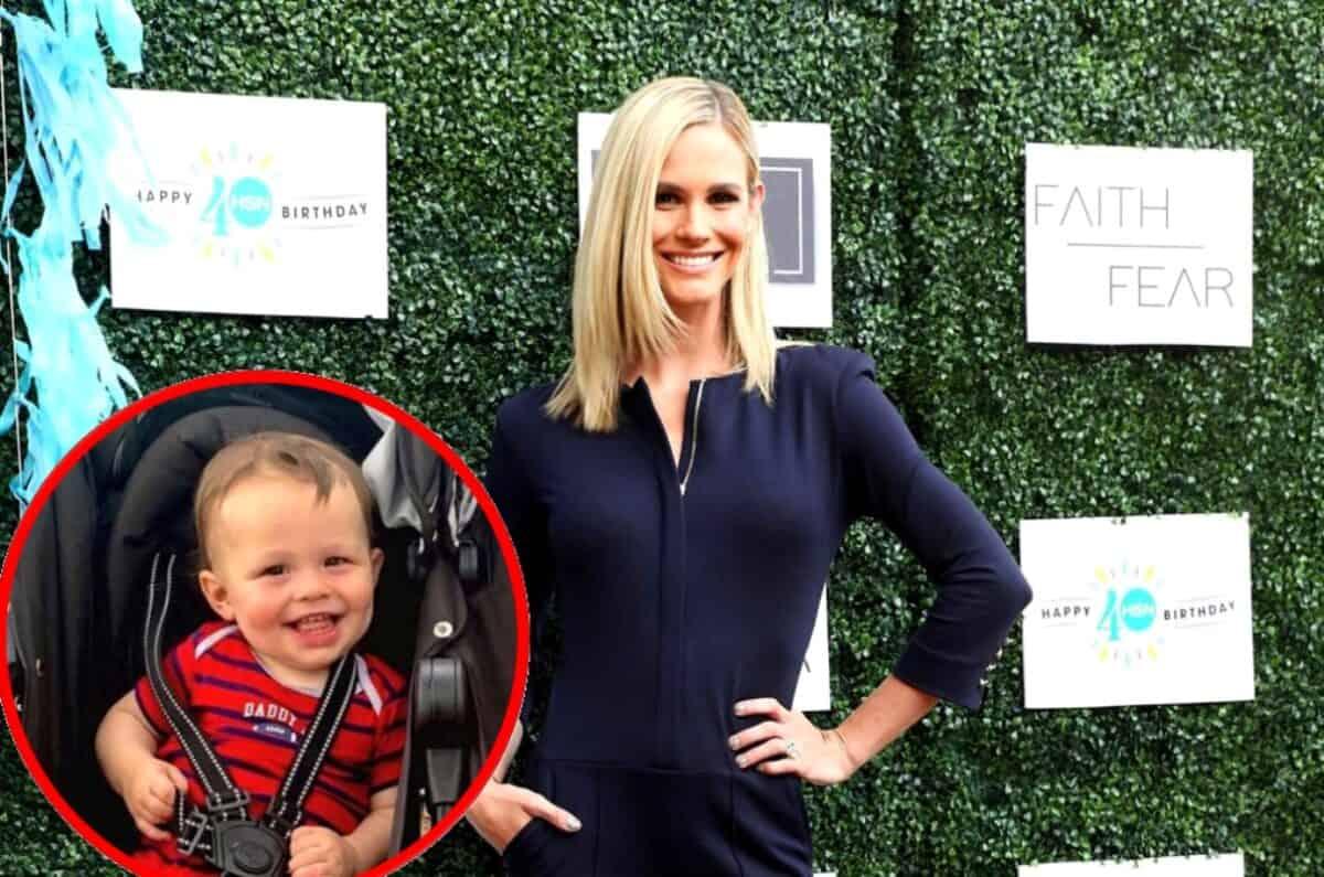 How is Former RHOC Star Meghan King Edmonds Handling Her Son's Brain Damage
