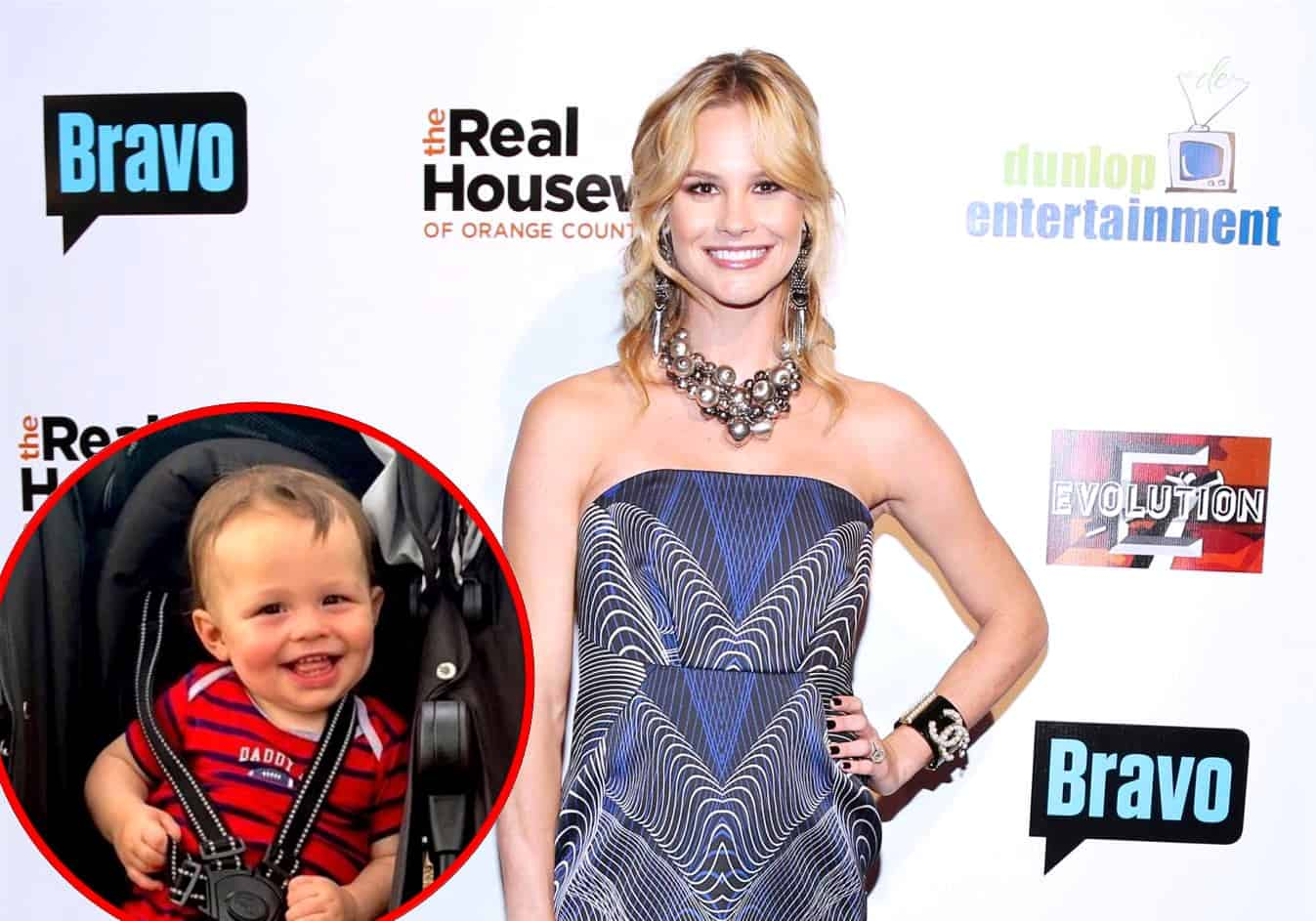 "Meghan King Edmonds' Son Hart is Diagnosed With ""Irreversible Brain Damage,"" Ex RHOC Star Opens Up About Devastating Condition"