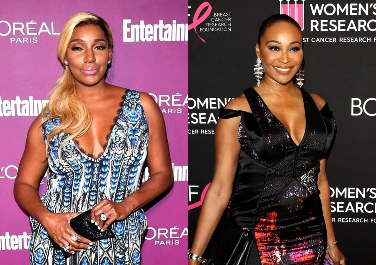 RHOA Star Nene Leakes Reacts to Cynthia Bailey's Engagement, Is She Upset Over It?