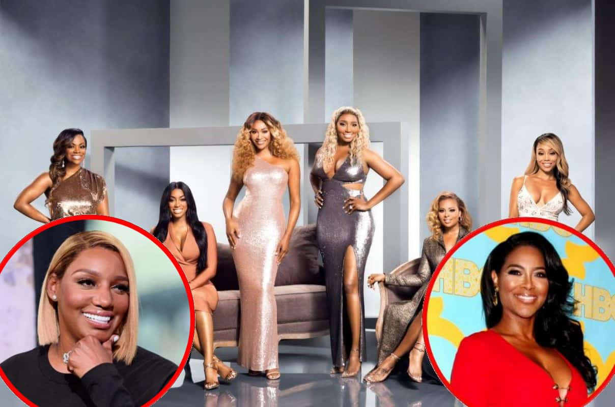 Is the RHOA Cast Facing a 'Major Divide' Amid Filming Due to NeNe Leakes? Plus See Photos of Kenya and Porsha With Their Babies on a Playdate