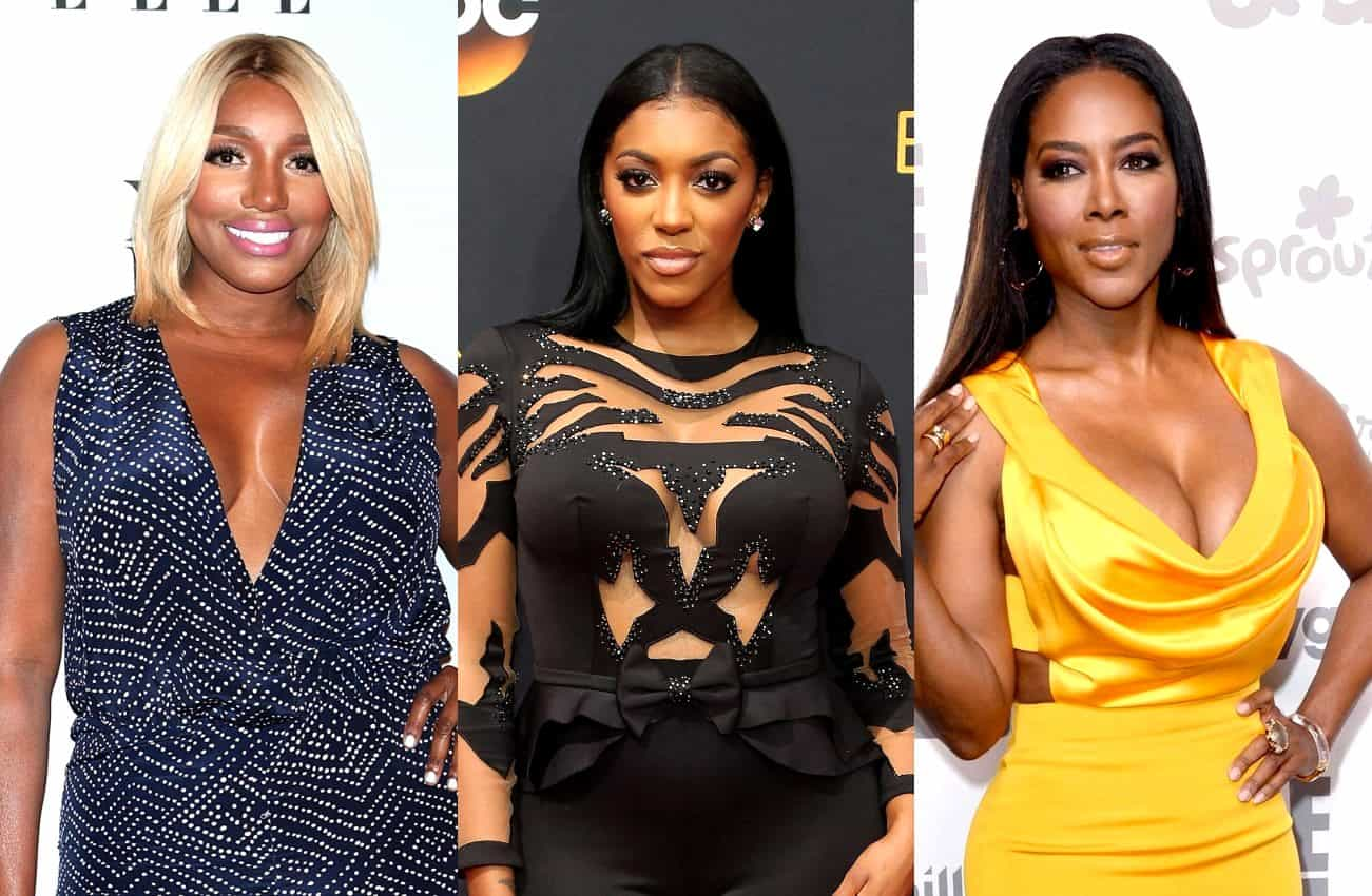 REPORT: NeNe Leakes is Refusing to Film RHOA Season 12 With Porsha Williams and the Returning Kenya Moore, and Her Co-Stars Are Furious