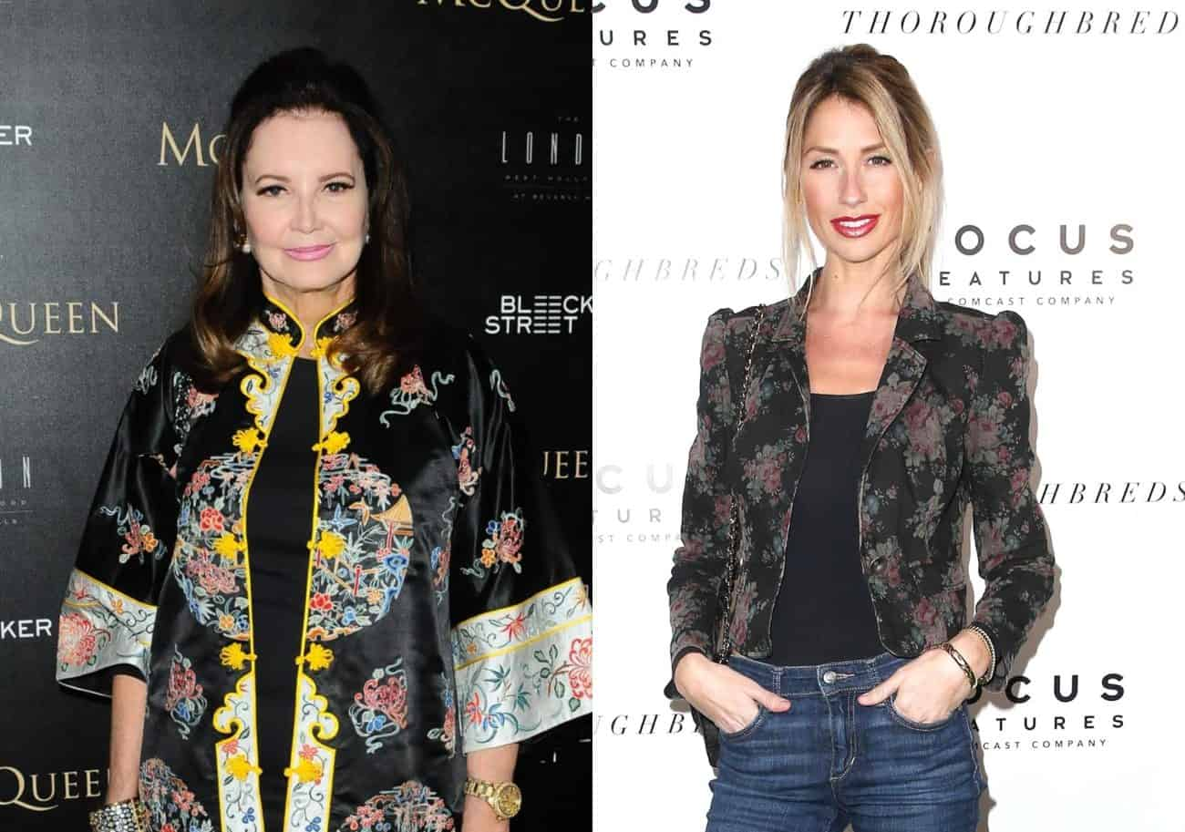 PHOTO: Patricia Altschul Throw Shades at Ashley Jacobs Ahead of Her Appearance on Southern Charm, Plus Ashley Addresses Her Return